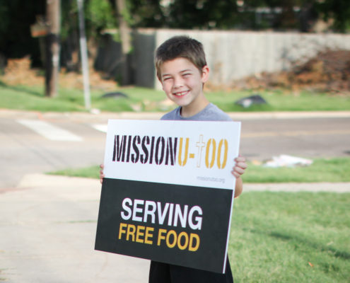 MEET A VOLUNTEER: JOSH	| Mission U-Too